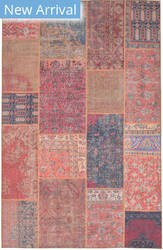 Trans-Ocean Havana Patchwork 8850/17 Antique Area Rug