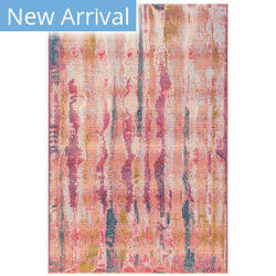 Trans-Ocean Marina Reflection 8048/37 Pink Area Rug