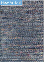 Trans-Ocean Palace Stripe 8576/03 Blue Area Rug