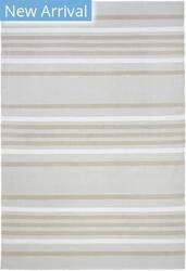 Trans-Ocean Plaza Stripe 7858/12 Neutral Area Rug