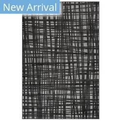 Trans-Ocean Rialto Grid 7037/47 Grey Area Rug