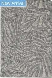Trans-Ocean Savannah Olive Branches 9500/19 Flannel Area Rug