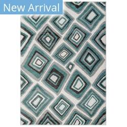Trans-Ocean Trek Diamonds 7175/12 Ivory Area Rug