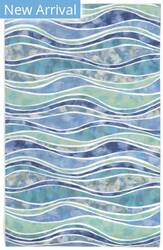 Rugstudio Sample Sale 190300R Ocean Area Rug