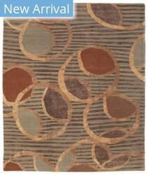 Tufenkian Tibetan Ione Copper Penny Area Rug