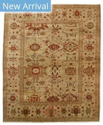 Tufenkian Knotted Abraham 7 Area Rug