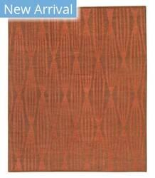 Tufenkian Tibetan Zithern Cinnamon and Spice Area Rug