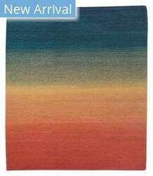Tufenkian Knotted Twilight II Sunrise Area Rug