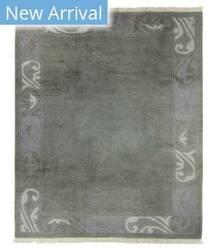 Tufenkian Tibetan Tibetan Setana Grey Area Rug