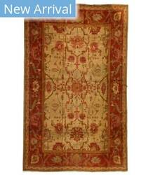 Tufenkian Knotted Abraham 6 Area Rug