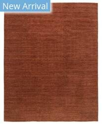 Tufenkian Knotted Smith Red Area Rug