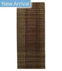 Tufenkian Tibetan Rag Weave Roseberry Area Rug