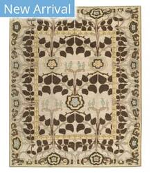 Tufenkian Tibetan Inverness White Chocolate Area Rug