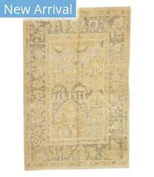 Tufenkian Knotted Tp10 Sheared  Area Rug