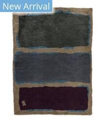 Tufenkian Knotted Temara Indigo Area Rug