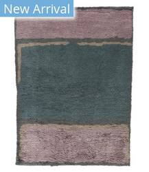 Tufenkian Knotted Temara Lilac Area Rug
