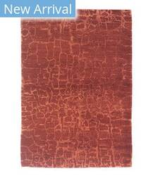 Tufenkian Tibetan Crack Up Flame Area Rug