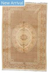 Tufenkian Tibetan Empire New Fawn Area Rug