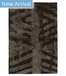 Tufenkian Tibetan Chevron Wsl Brown Area Rug