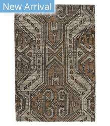 Tufenkian Tibetan Hn191 Copper Area Rug