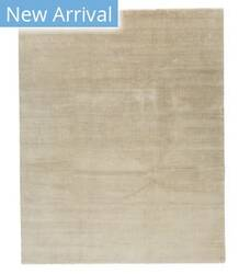 Tufenkian Knotted Smith Taupe Area Rug