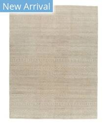 Tufenkian Knotted Smith Beige Area Rug