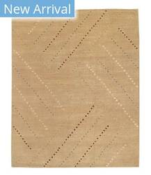 Tufenkian Tibetan Spotlight Wheatberry Area Rug