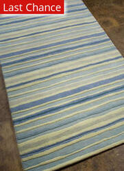 Rugstudio Sample Sale 82147R Pastel Blue Area Rug