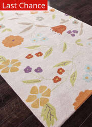 Rugstudio Sample Sale 82222R Antique White Area Rug