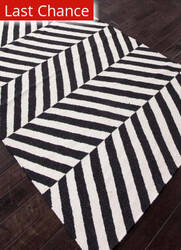 Addison And Banks Flat Weave Abr0499 Ebony Outlet Area Rug