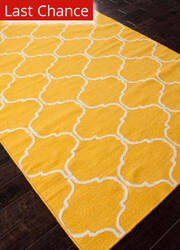 Addison And Banks Flat Weave Abr0707 Mango Outlet Area Rug
