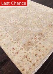 Rugstudio Sample Sale 103814R Oatmeal Area Rug