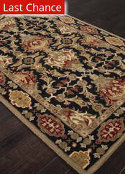 Rugstudio Sample Sale 103848R Ebony Area Rug