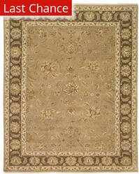 Amer Oasis Loulan Light Brown Area Rug