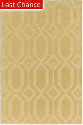 Rugstudio Sample Sale 137536R Yellow Area Rug