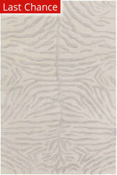 Rugstudio Sample Sale 150310R Light Grey - Beige Area Rug