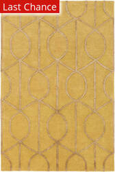 Rugstudio Sample Sale 137604R Gold Area Rug