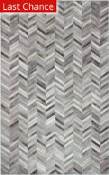 Rugstudio Sample Sale 159123R Grey Area Rug