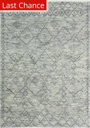 Rugstudio Sample Sale 175754R Grey Area Rug