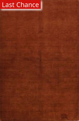 Rugstudio Sample Sale 127662R Rust Area Rug