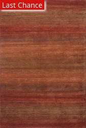 Rugstudio Sample Sale 183245R Rust Area Rug