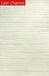 Rugstudio Sample Sale 175782R Ivory-Grey Area Rug