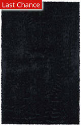 Rugstudio Sample Sale 168649R Black Area Rug