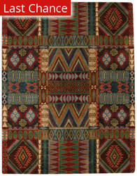 Rugstudio Sample Sale 168540R Multi Area Rug