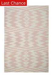 Rugstudio Sample Sale 62703R Pink Area Rug