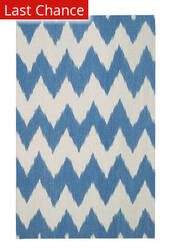 Rugstudio Sample Sale 62688R Blue Area Rug