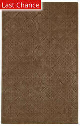 Rugstudio Sample Sale 43762R Cinnamon Area Rug