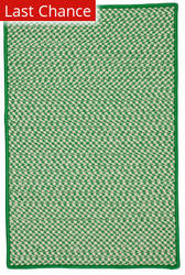 Colonial Mills Outdoor Houndstooth Tweed Ot67 Grass Area Rug