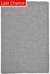 Rugstudio Sample Sale 160853R Light Gray Area Rug