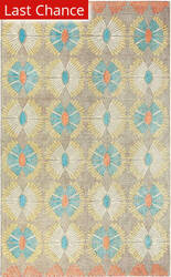 Rugstudio Sample Sale 158067R Multi Area Rug